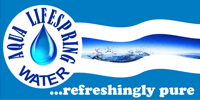Aqua Lifespring Water Logo