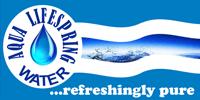 Aqua Lifespring Water Logo