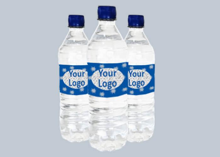 Custom Branded Water