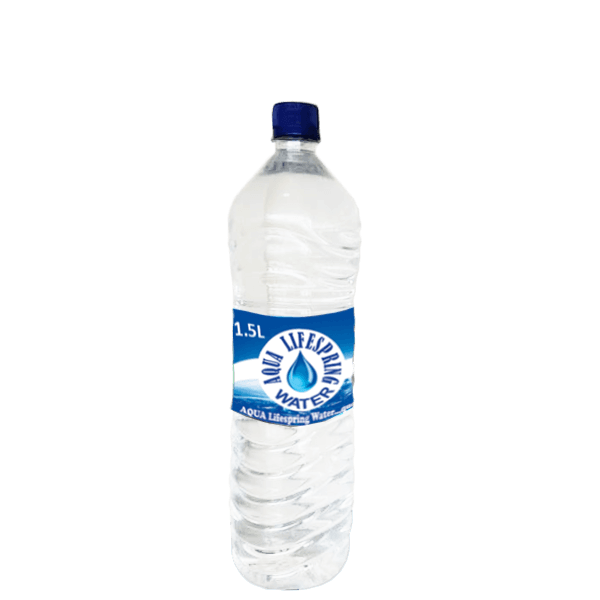 Aqua Lifespring Water 1.5L Bottle
