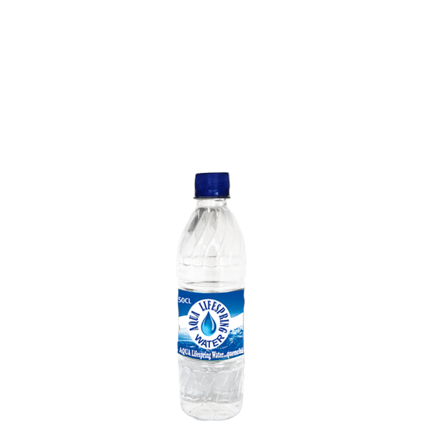 Aqua Lifespring Water 50cl Bottle